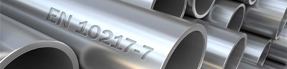 Стандарт стали EN-10217-7