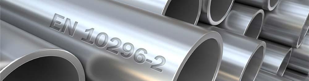 Марка стали EN-10296-2