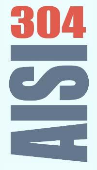 Марка нержавеющей стали AISI-304 картинка